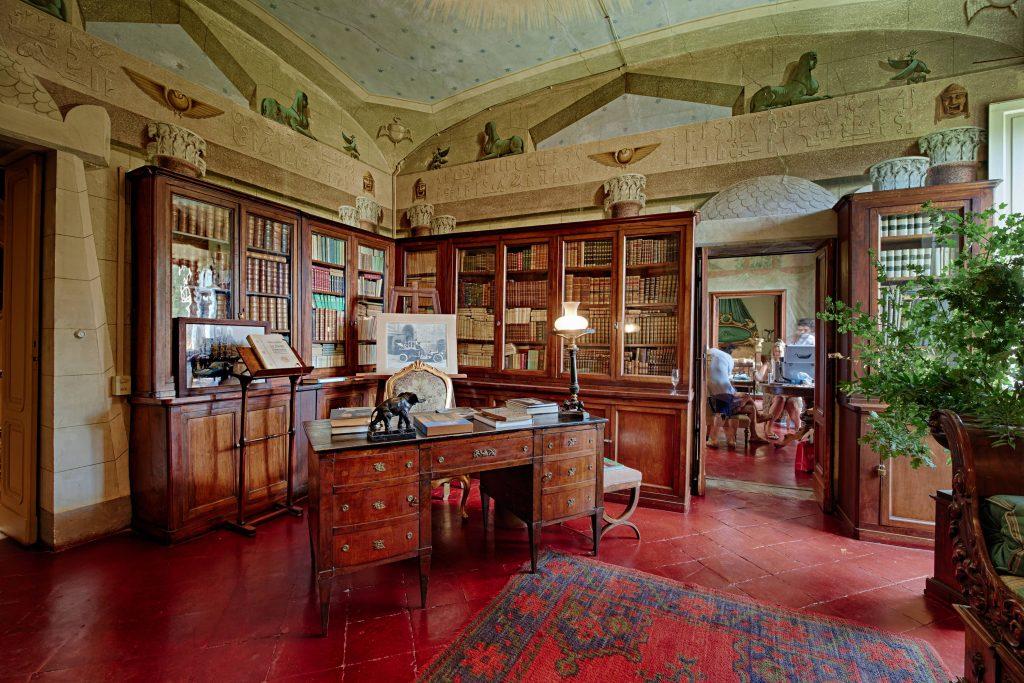 Luxury Villa In Siena Borgo Stomennano Monteriggioni Italy
